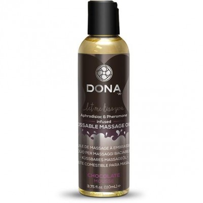 DONA - Kissable Massage Oil...