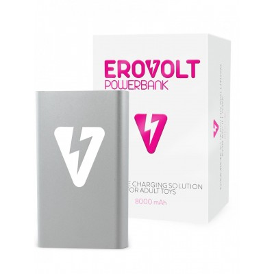 Erovolt Powerbank 8000mAh...