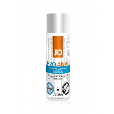 H2O Anal Lubricant 60ml