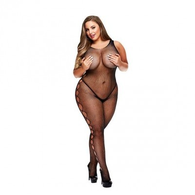 Curvy - Bodystocking senza...